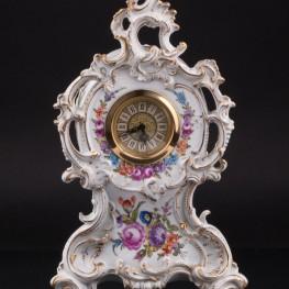 Фарфоровые часы, Dressel, Kister & Cie, Германия, 1907-20 гг